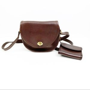 Coach Vintage Watson Crossbody with Coin purse